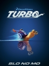Cartaz oficial do filme Turbo