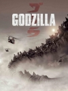 Cartaz oficial do filme Godzilla
