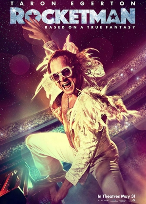 Cartaz oficial do filme Rocketman