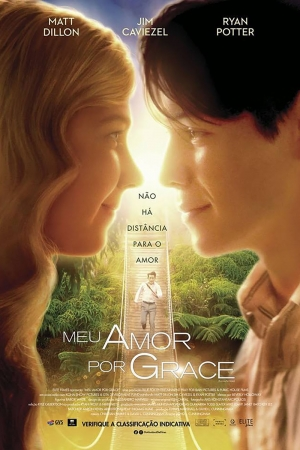Cartaz oficial do filme Meu Amor Por Grace