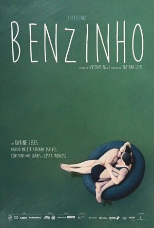 Cartaz oficial do filme Benzinho