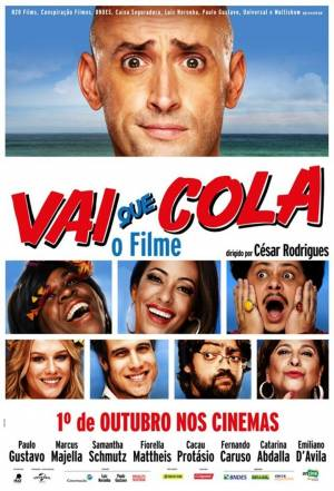 Cartaz do filme Vai que Cola