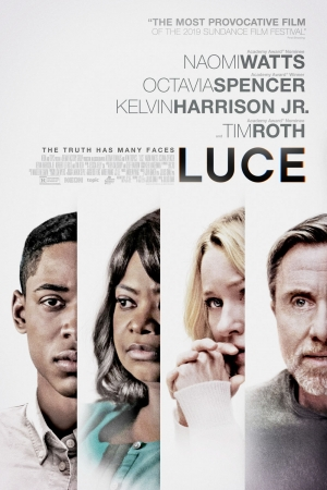 Cartaz oficial do filme Luce