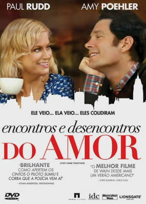 Cartaz oficial do filme Encontros e Desencontros do Amor