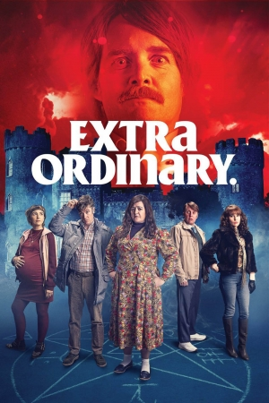 Cartaz oficial do filme Extra Ordinary