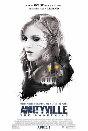 Cartaz do filme Amityville: O Despertar