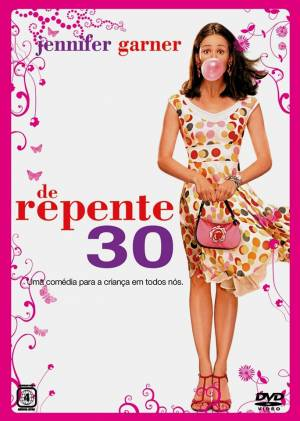 Cartaz do filme De Repente 30