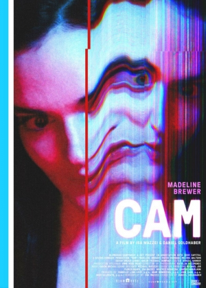 Cartaz oficial do filme Cam (2018)