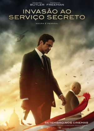 Cartaz oficial do filme Angel Has Fallen