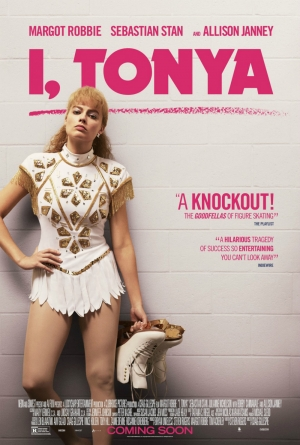 Cartaz oficial do filme Eu, Tonya