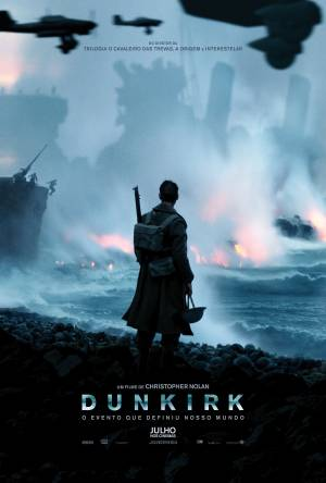 Cartaz oficial do filme Dunkirk
