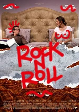 Cartaz do filme Rock N' Roll: Por trás da Fama