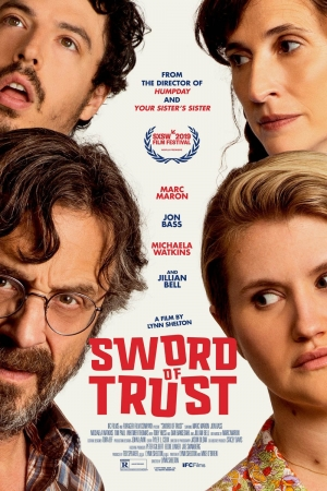 Cartaz do filme Sword of Trust