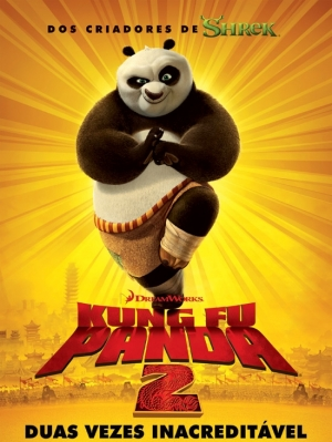 Cartaz do filme Kung Fu Panda 2