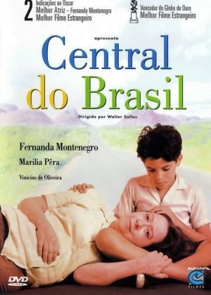 Cartaz oficial do filme Central do Brasil