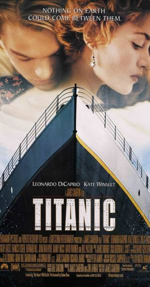 Cartaz do filme Titanic