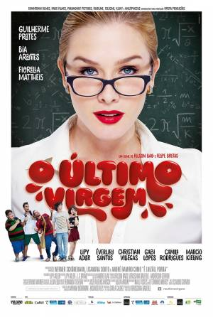 Cartaz do filme O Último Virgem