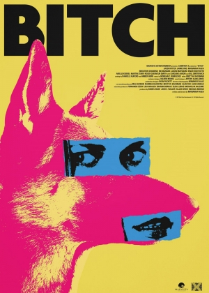 Cartaz oficial do filme Bitch (2017)