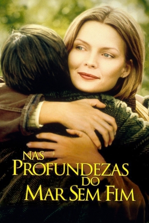 Cartaz oficial do filme Nas Profundezas do Mar sem Fim