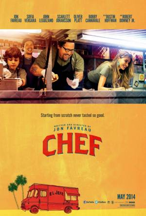 Chef | Trailer legendado e sinopse