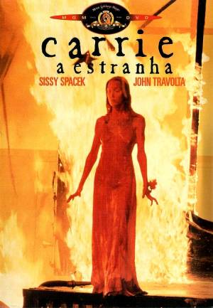 Cartaz do filme Carrie - A Estranha