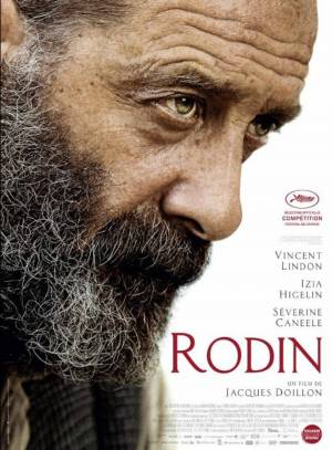 Cartaz oficial do filme Rodin