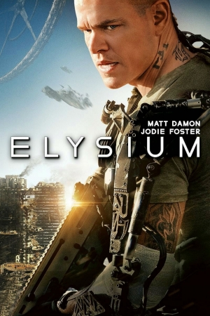Cartaz oficial do filme Elysium