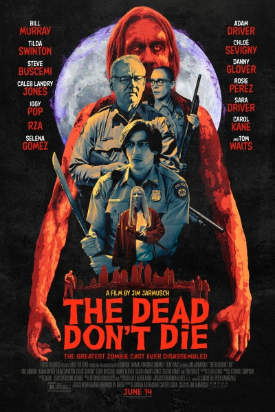 Carta oficial do filme The Dead Don't Die (2019)