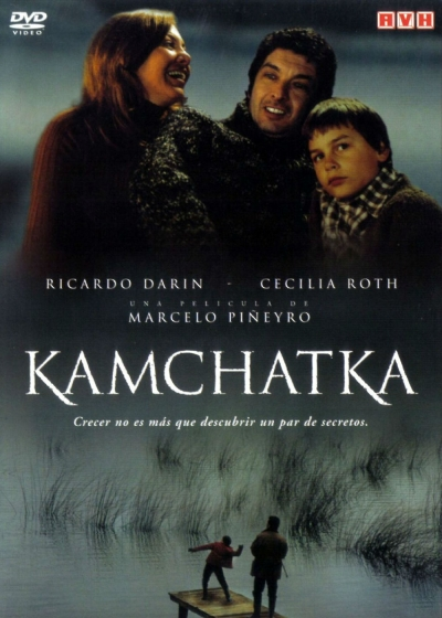 Cartaz oficial do filme Kamchatka