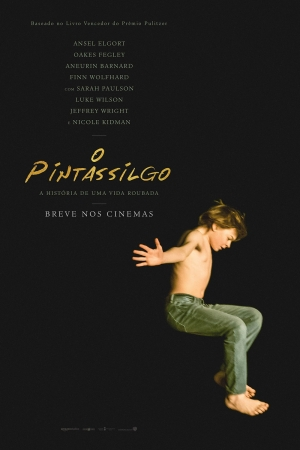 Cartaz oficial do filme O Pintassilgo