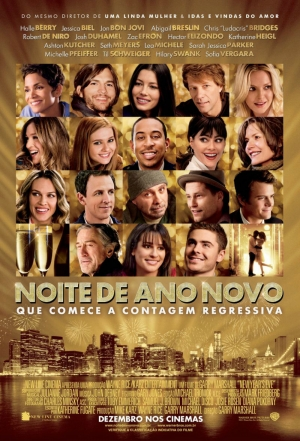 Cartaz do filme Noite de Ano Novo