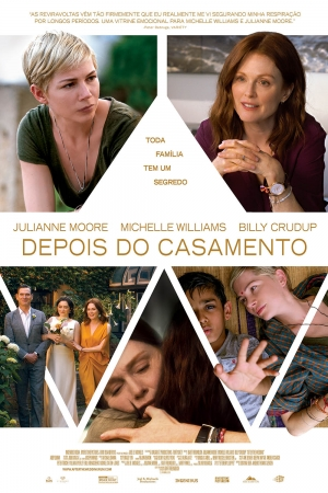 Cartaz oficial do filme After the Wedding