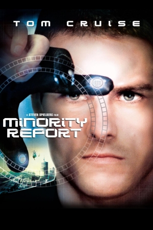 Cartaz do filme Minority Report - A Nova Lei