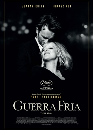 Cartaz oficial do filme Guerra Fria