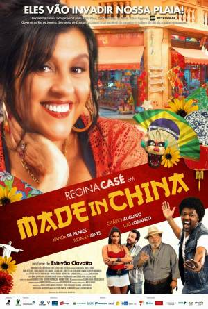 Cartaz oficial do filme Made in China