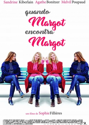 Cartaz oficial do filme Quando Margot Encontra Margot