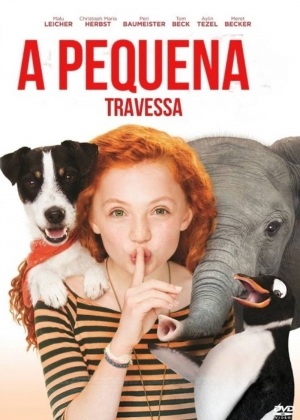Cartaz oficial do filme A Pequena Travessa