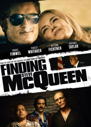 Cartaz oficial do filme Finding Steve McQueen