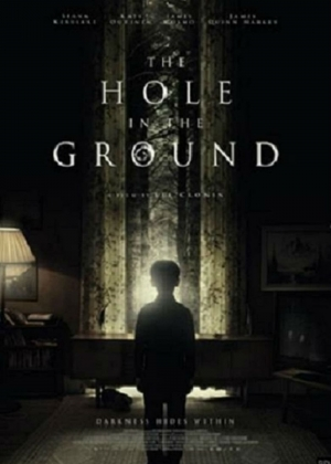 Cartaz oficial do filme The Hole in the Ground
