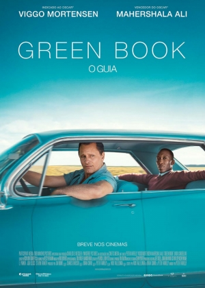 Cartaz oficial do filme Green Book