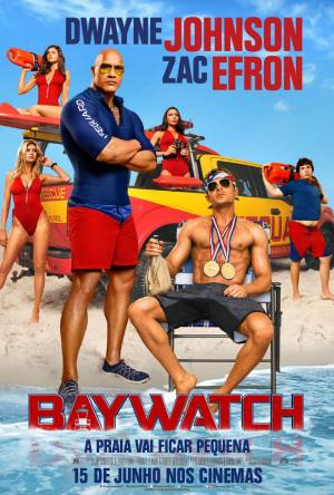 Cartaz do filme Baywatch