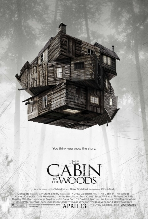 Cartaz do filme O Segredo da Cabine