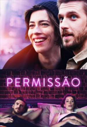 Cartaz oficial do filme Permissão