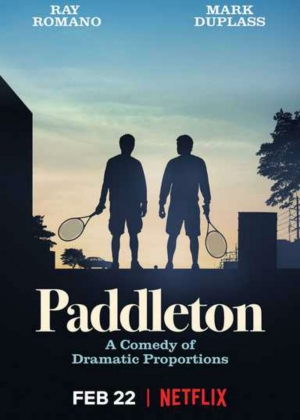 Cartaz do filme Paddleton