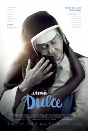 Cartaz oficial do filme Irmã Dulce