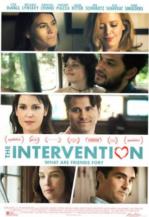 Cartaz do filme The Intervention