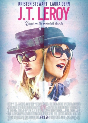 Cartaz oficial do filme  JT LeRoy