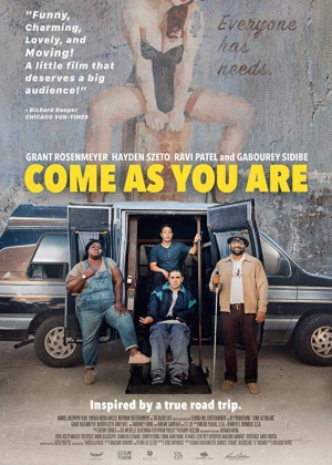 Cartaz oficial do filme Come As You Are