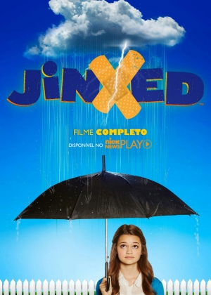 Cartaz oficial do filme Jinxed
