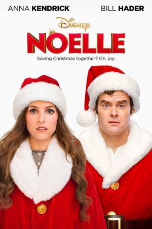 Cartaz oficial do filme Noelle
